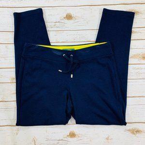Lauren Ralph Lauren Pants & Jumpsuits - Ralph Lauren Women's Pants Blue Knit Medium